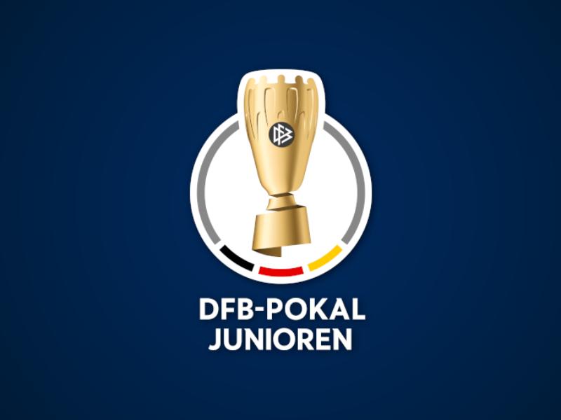 Landkarte: DFB-Pokal der Junioren 2021/22