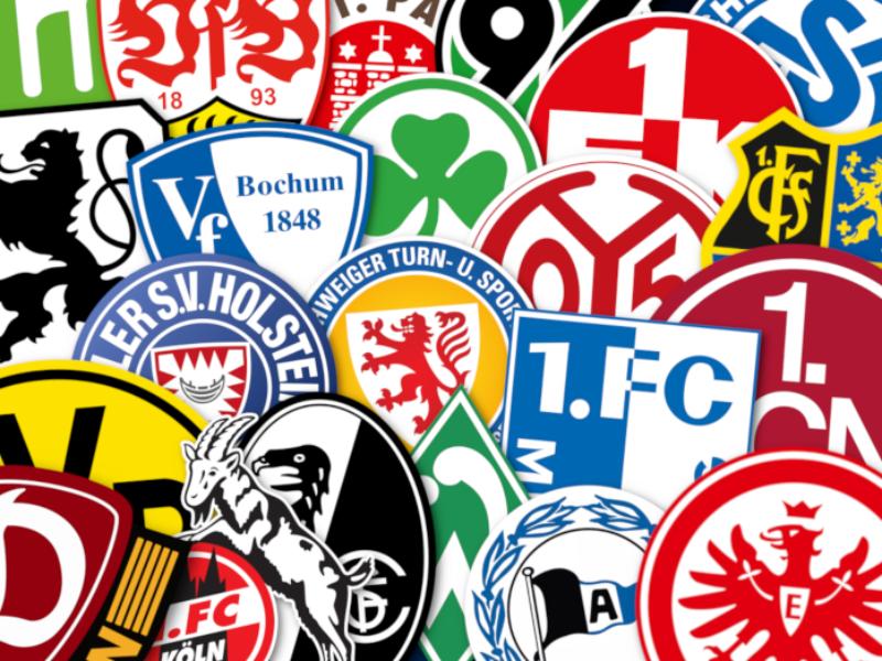 Wählt euren Lieblingsverein in Deutschland