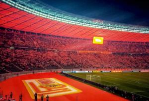 Europapokal: Zuschauer und Auswärtsfahrer am 2. Spieltag